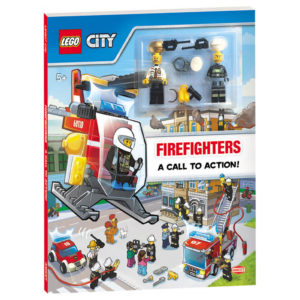 LEGO® City. Firefighters. A Call to Action!