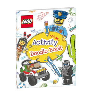 LEGO® MIXED THEMES. Activity Doodle Book