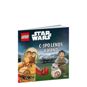 LEGO® Star Wars™. C-3PO Lends a Hand