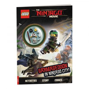 LEGO® NINJAGO® MOVIE™ Garmageddon in Ninjago City!