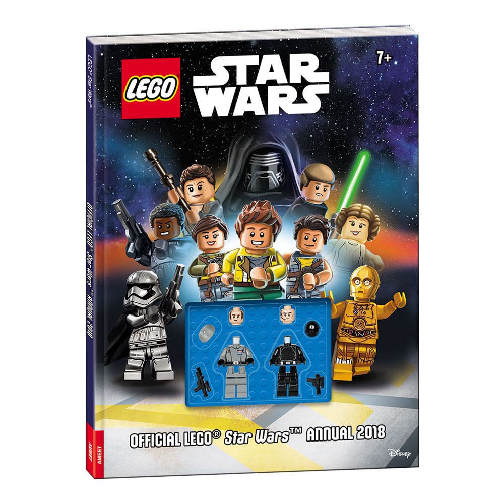 May The 4th Be With You Lego 2018: LEGO® Star Wars™ Official LEGO® Star Wars™ Annual 2018
