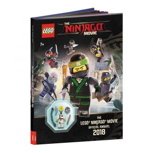 LEGO® NINJAGO® MOVIE™ Official Lego Ninjago Movie Annual 2017