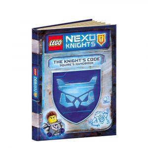 LEGO® NEXO KNIGHTS™. The Knight's Code Book