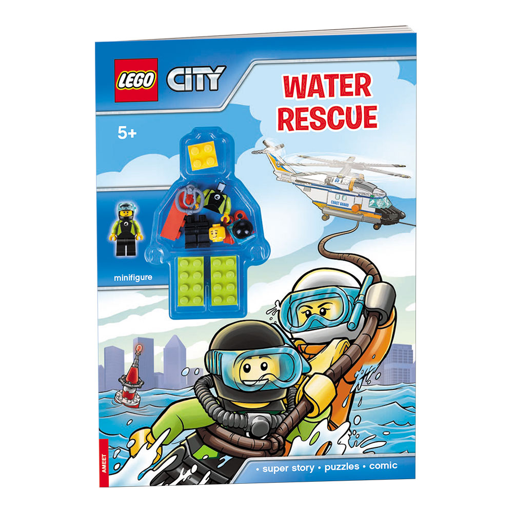 LEGO® City. WATER RESCUE