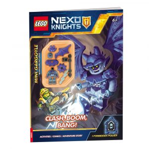 LEGO® NEXO KNIGHTS™. Clash, Boom, Bang!