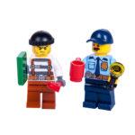 LEGO® City. Bulldozer Break-in