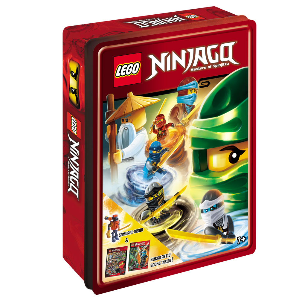 LEGO® NINJAGO® Gift Set Box