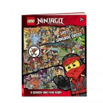 LEGO® NINJAGO® Search and Find