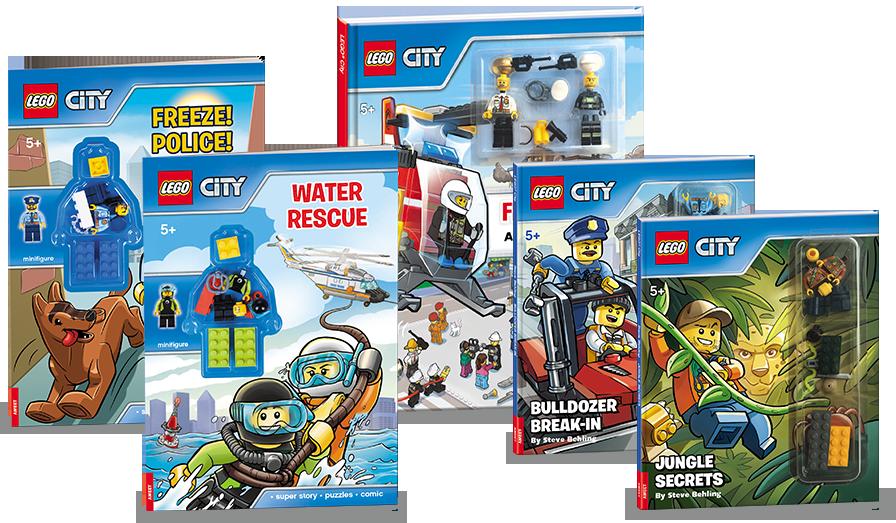 LEGO® City - AMEET