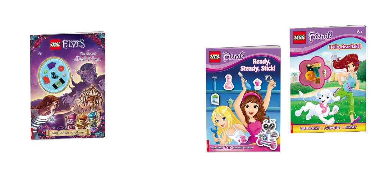 Afholte LEGO® FRIENDS | LEGO® ELVES - AMEET IS-46