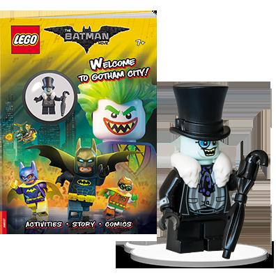 LEGO® Batman Movie. Welcome to Gotham City!
