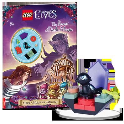 Smuk LEGO® FRIENDS | LEGO® ELVES - AMEET FG-04