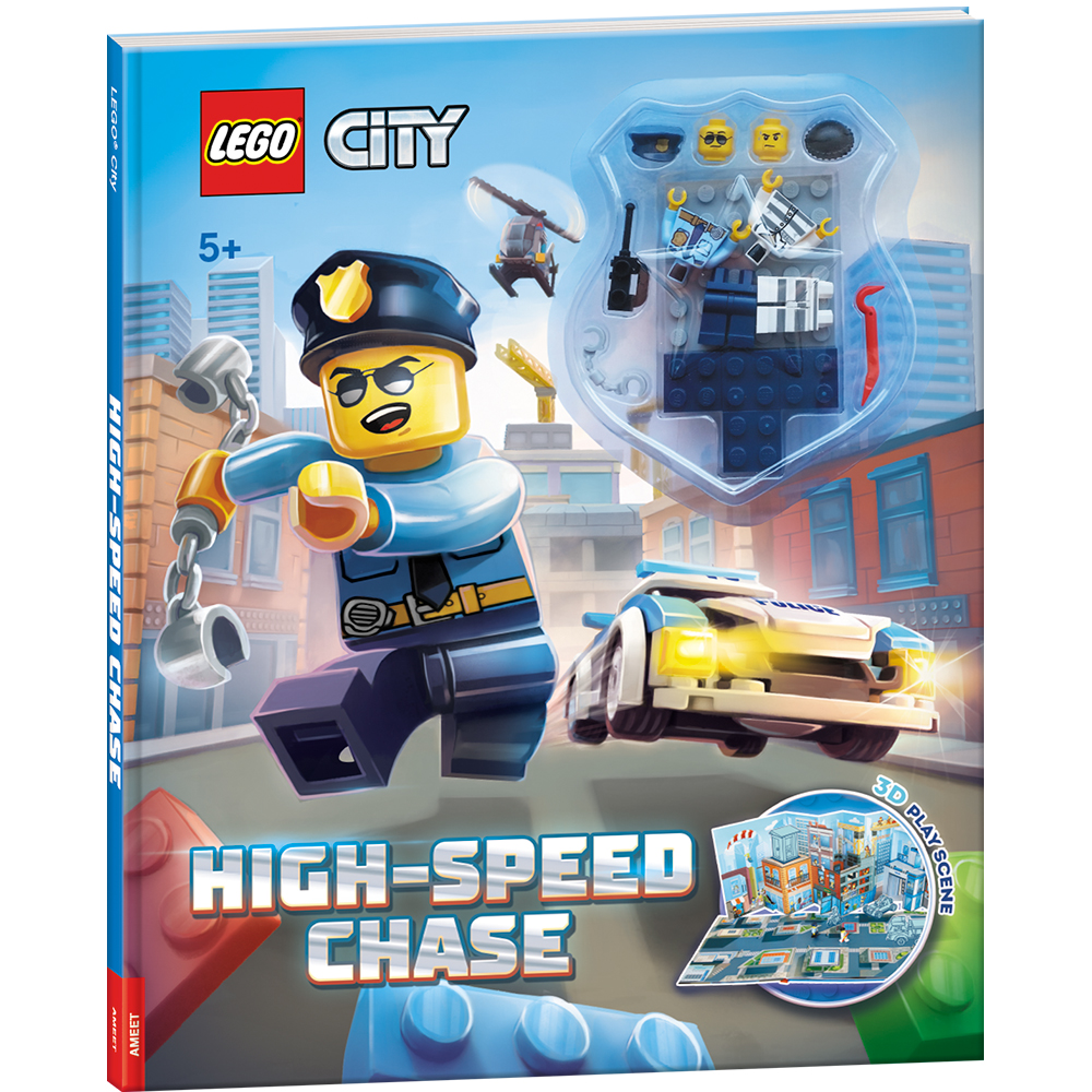 Lego City High Speed Chase Ameet