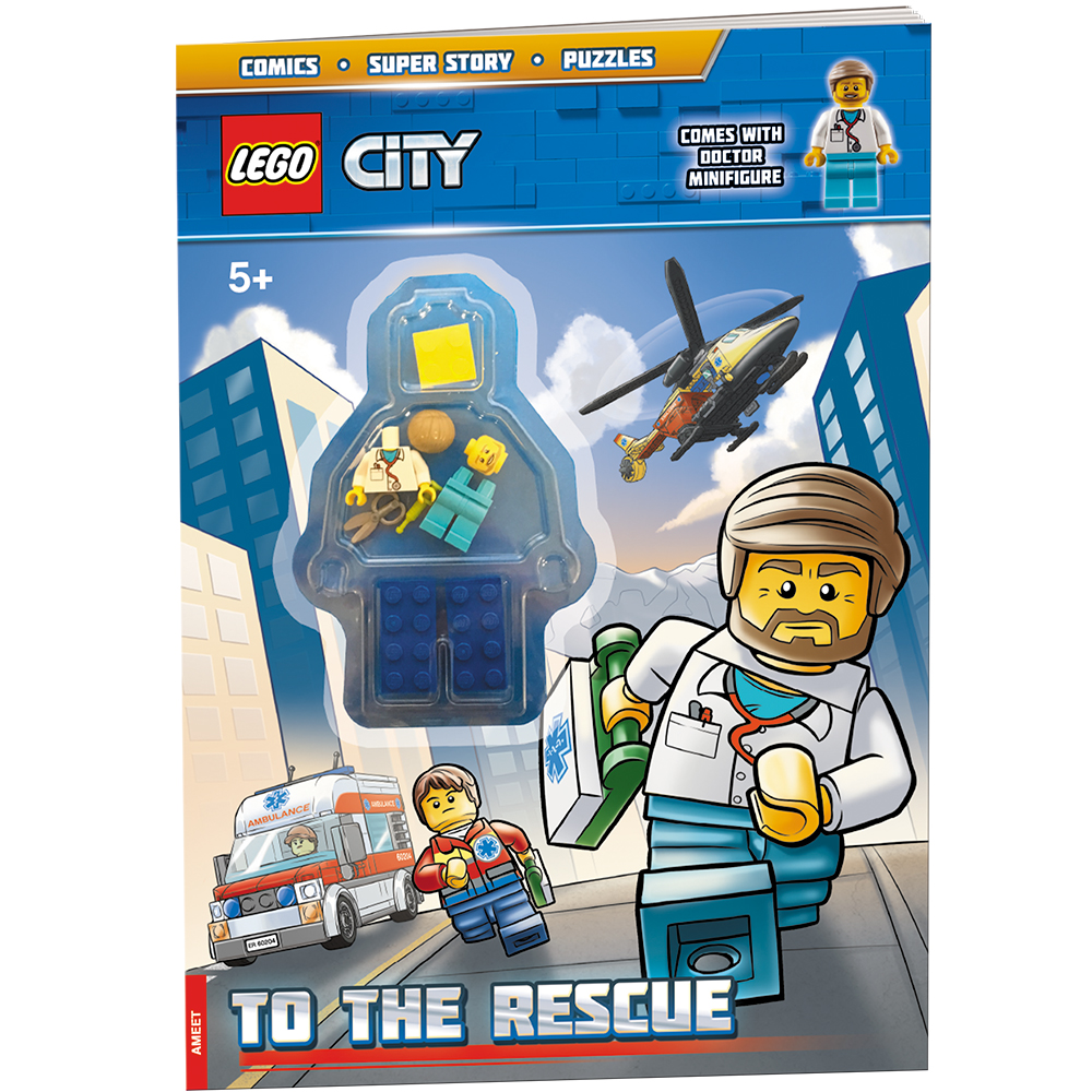 LEGO® City To The Rescue - AMEET