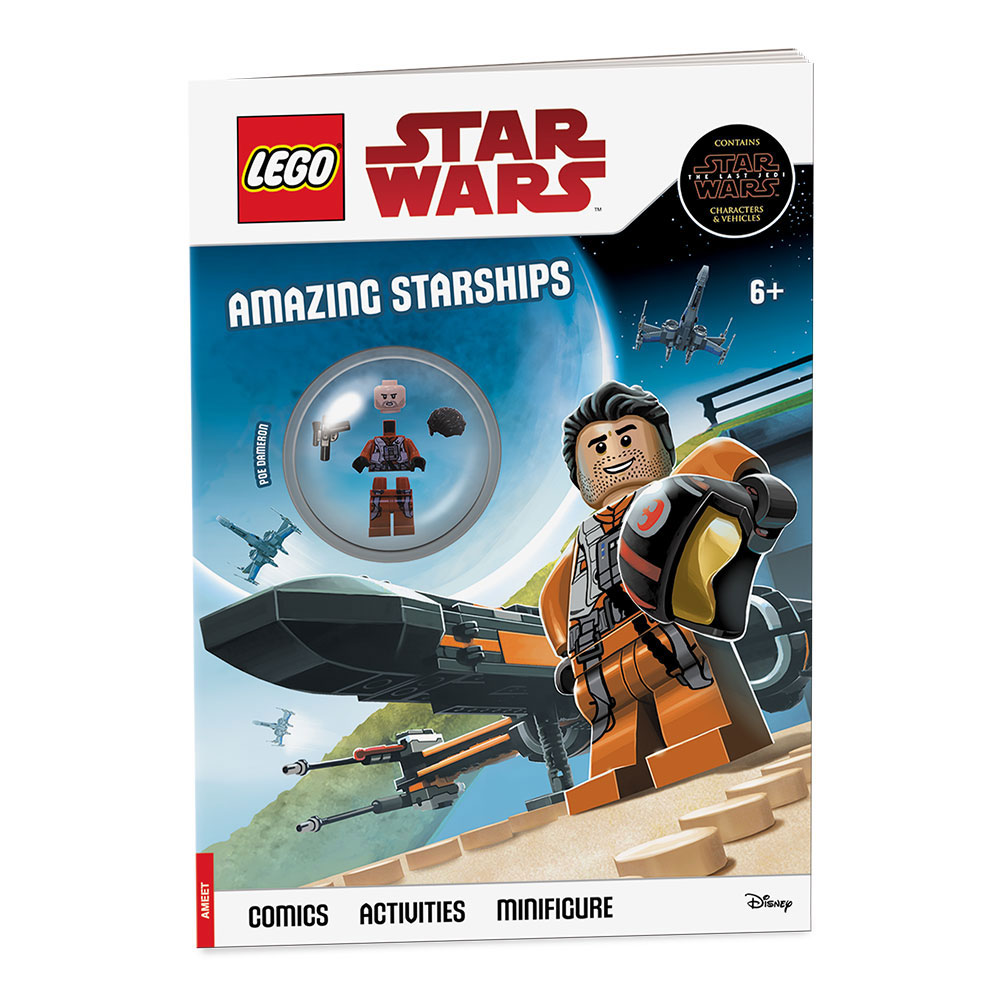 LEGO® Star Wars™ Amazing Starships