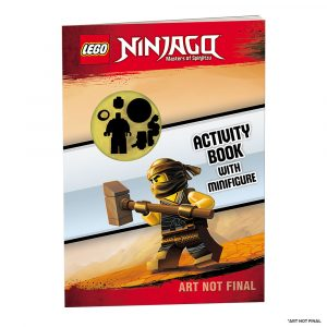 LEGO® NINJAGO® Activity Book