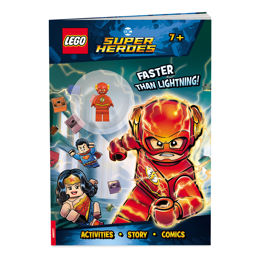 LEGO® DC COMICS Super Heroes Faster than Lightning