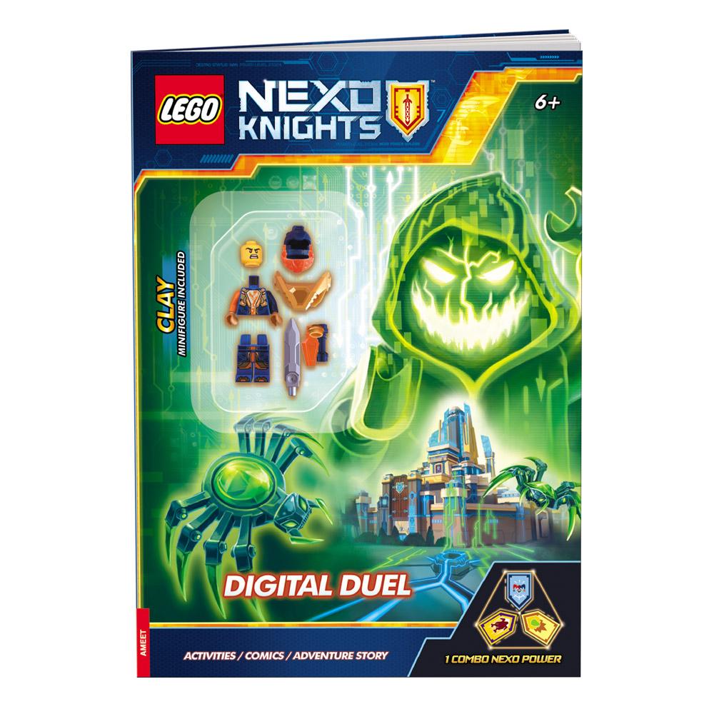 картинки лего nexo knights