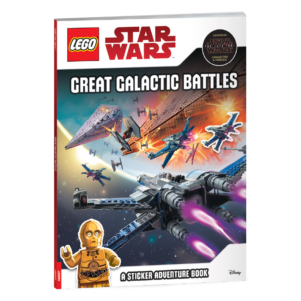Lego Star Wars Great Galactic Battles Ameet