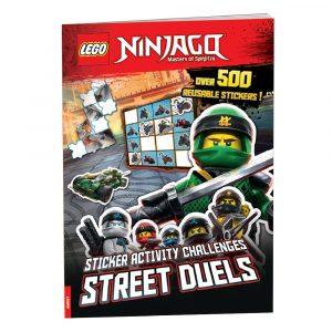 LEGO® NINJAGO® Street Duels
