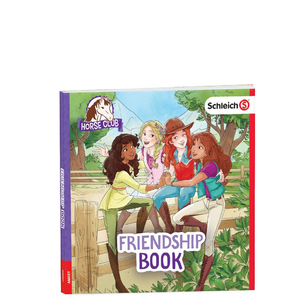 schleich horse club friendship book ameet. Black Bedroom Furniture Sets. Home Design Ideas