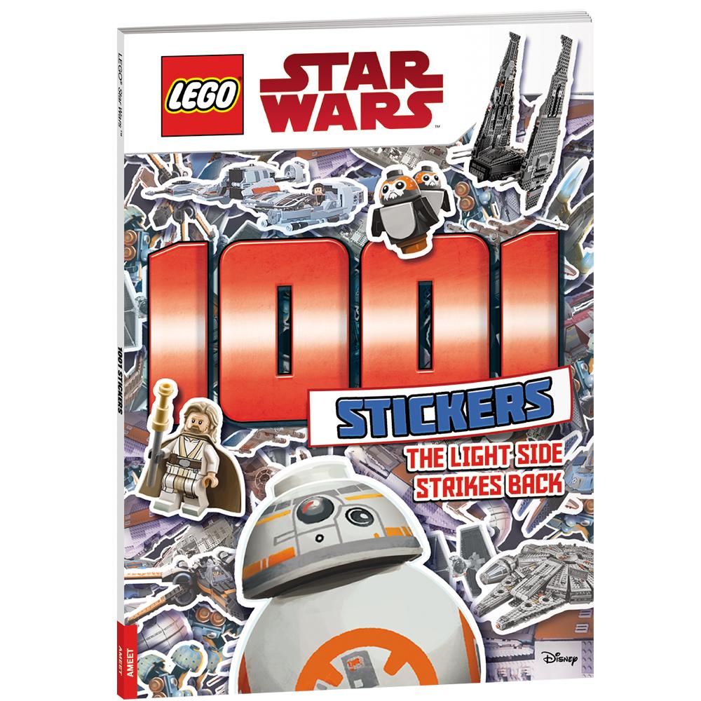 LEGO® Star Wars™ 1001 Stickers - AMEET