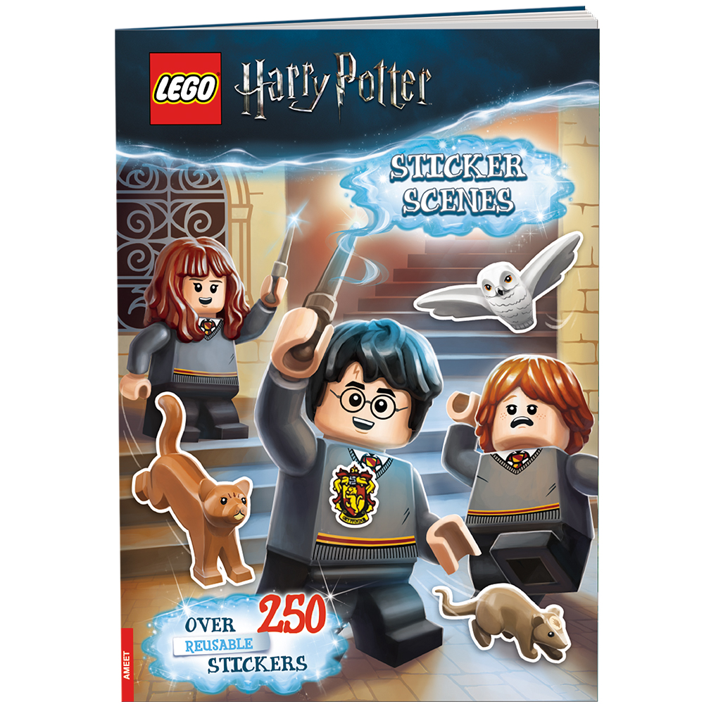LEGO Harry Potter Sticker Scenes