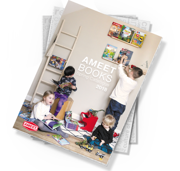 AMEET BOOKS Catalogue - spring 2018