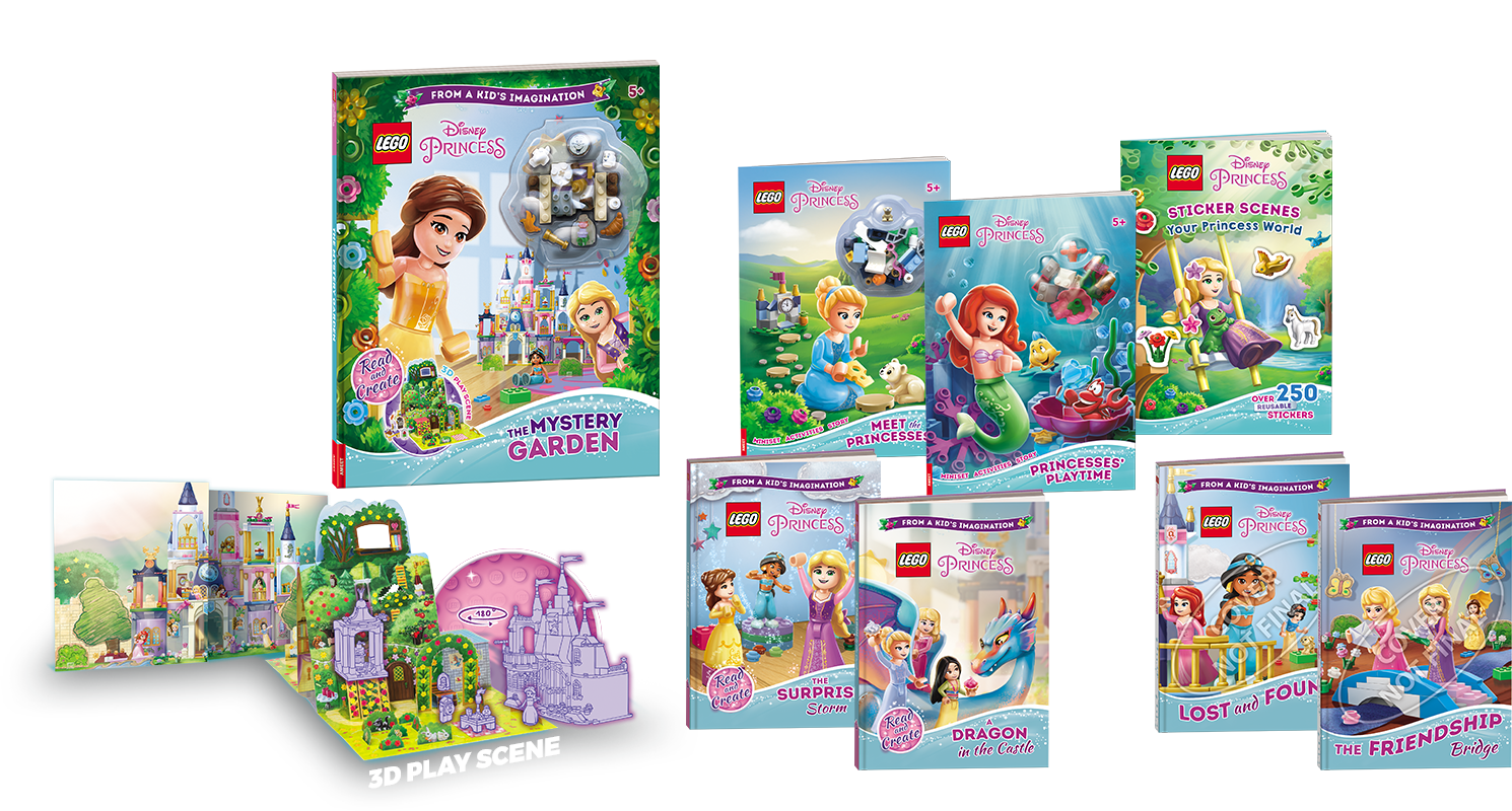 Lego Disney Princess Ameet
