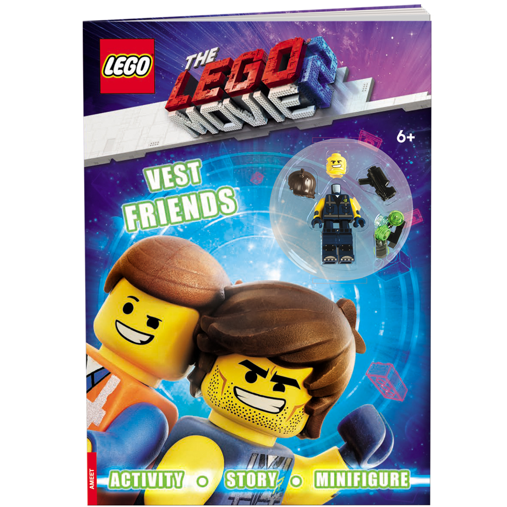 The Lego Movie 2vest Friends Ameet