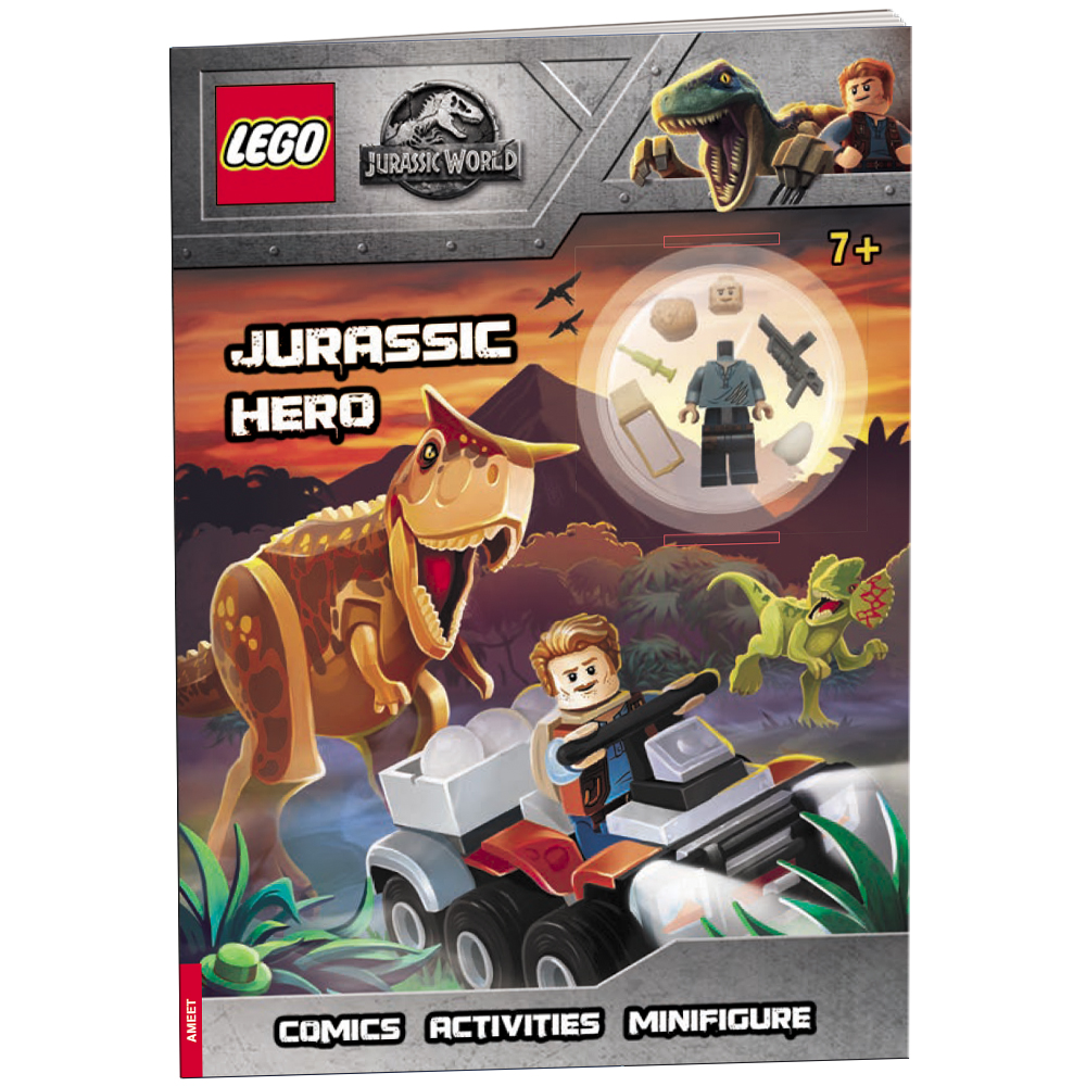 LEGO® Jurassic World™ Jurassic Hero - AMEET
