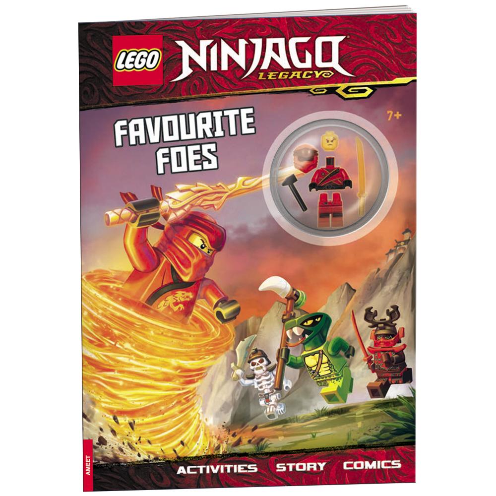 LEGO® NINJAGO® Favourite Foes - AMEET