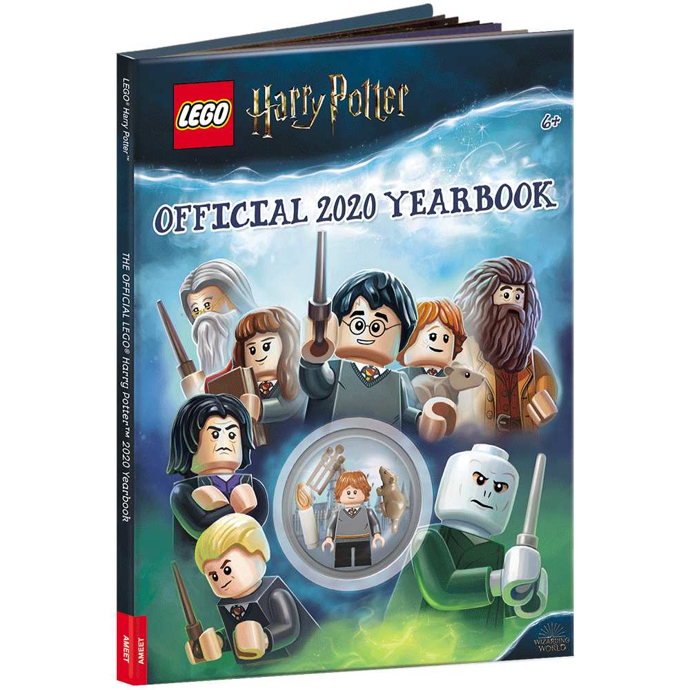 LEGO® Harry Potter™ Official 2020 Yearbook
