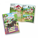 Horse Club Activity Book Gift Box Best Friends