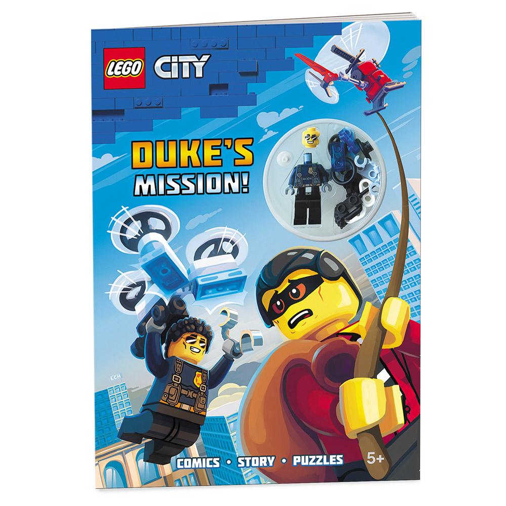LEGO® City Duke's Mission! - AMEET